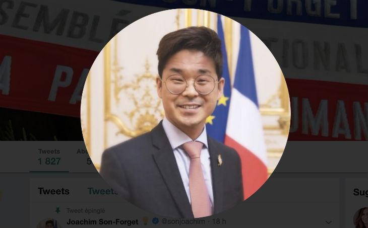 Un député LREM insulte Donald Trump sur Twitter