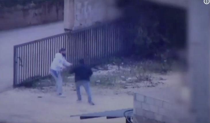 [Vidéo] Les terroristes du Hezbollah fuient le ciment liquide versé dans un tunnel d'attaque