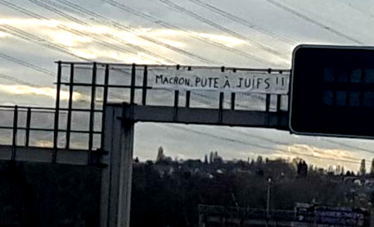 «Macron pute à Juifs !!!» : Gilets Jaunes attention à la dérive antisémite où certains veulent vous pousser