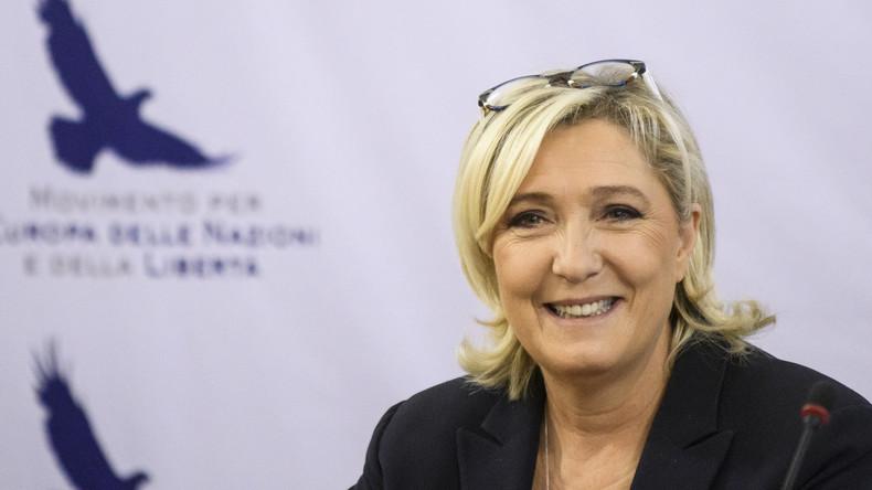Européennes : le Rassemblement national toujours en tête à 24%, percée de Dupont-Aignan. LREM recul à 18%