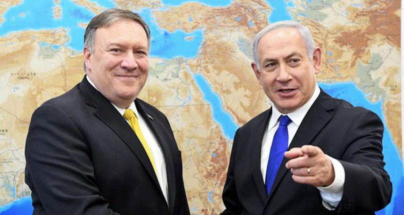 «Israël va frapper le Hezbollah à moins que le Liban n'intervienne», prévient Pompeo à Bruxelles.