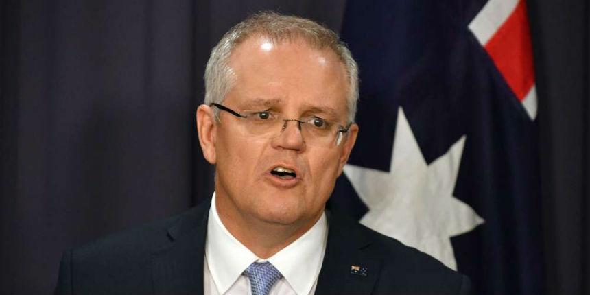 Pour l'Australie, la CPI est incompétente sur la Palestine «La position de l'Australie est claire, nous ne reconnaissons pas un soi-disant État de Palestine»