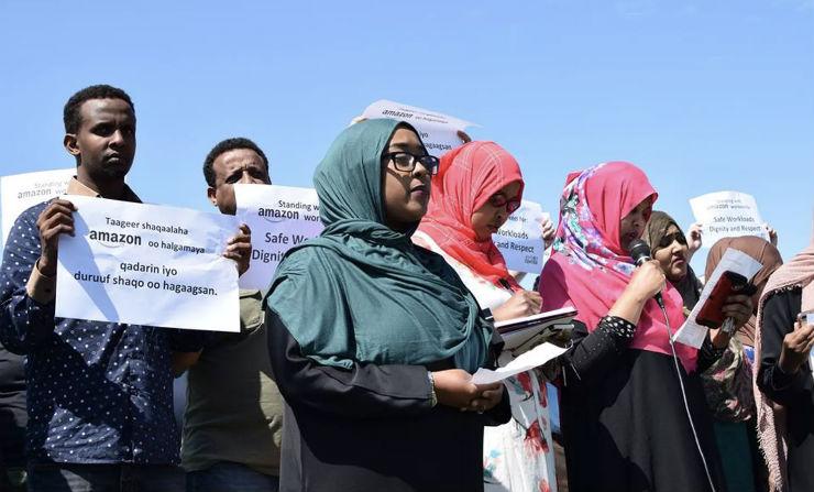 Minneapolis: les travailleurs musulmans d'Amazon demandent plus de temps pour prier pendant les heures de travail