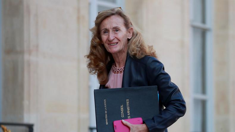 Belloubet admet avoir «oublié» de déclarer plus de 300.000 euros de patrimoine en juin 2017
