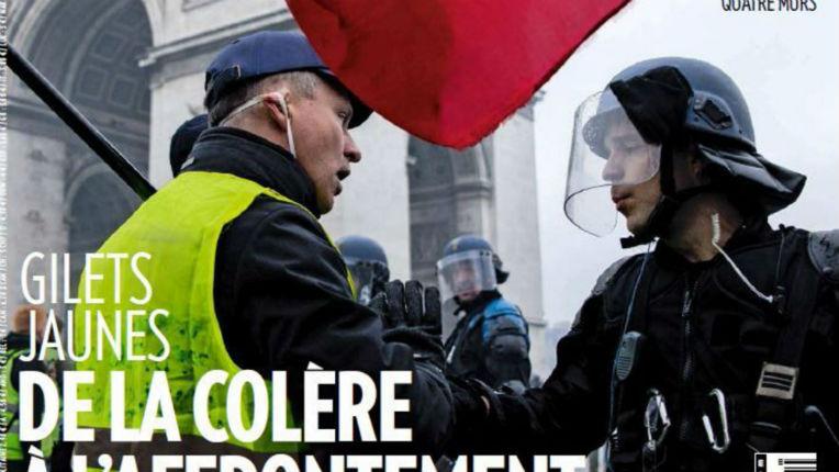«Paris Match» met à sa Une l'antisémite Ruyssen condamné plusieurs fois