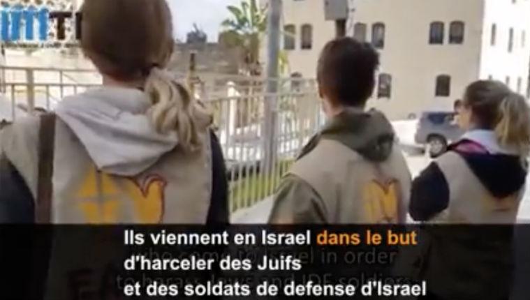 [Vidéo] Le «Programme œcuménique d'accompagnement en Palestine et Israël» financé par la France, une ONG qui attise la haine d'Israël
