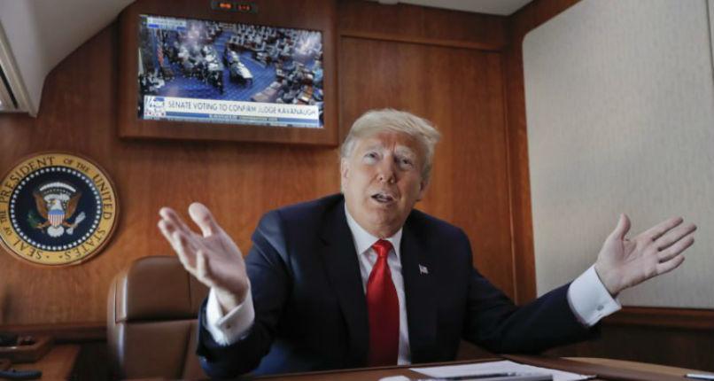 Trump : «Nous donnons à Israël 4,5 milliards de dollars par an. Et ils se débrouillent très bien. Nous allons prendre grand soin d'Israël»