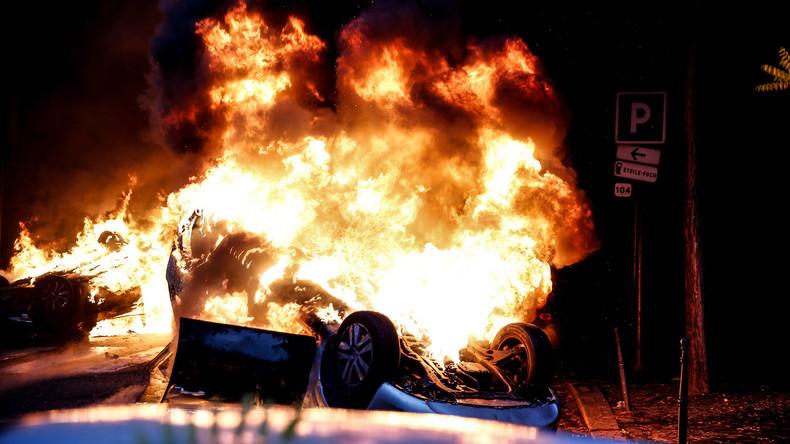 Violences du réveillon ville par ville : des centaines de voitures brulées, violences… une journaliste ose même parler de «tradition française» ! (Vidéo)