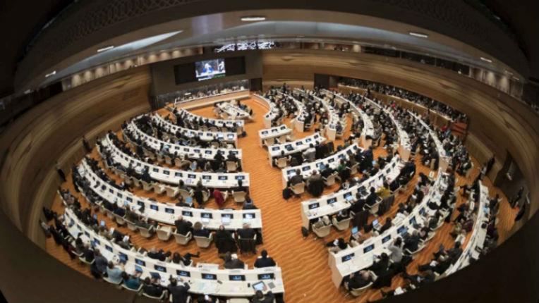 Contrairement à la France, les Etats-Unis rejettent les pactes mondiaux de l'ONU sur les réfugiés et les migrants