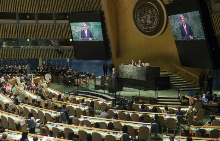 L'ONU a condamné Israël à 21 reprises en un mois. L'Arabie saoudite et l'Irak «blanchis». L'Iran, la Syrie et la Corée du Nord condamnés qu'une seule fois