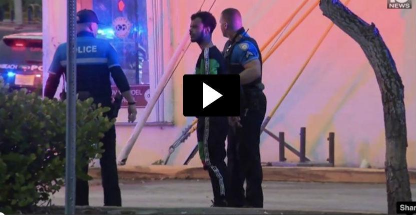 Etats Unis: Un individu frappe violemment trois vieux Juifs à Miami Beach lors d'une attaque antisémite (Vidéo)