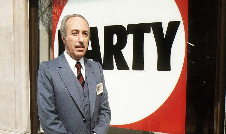 Bernard Darty, cofondateur du groupe d'électroménager s'est éteint à l'âge de 84ans
