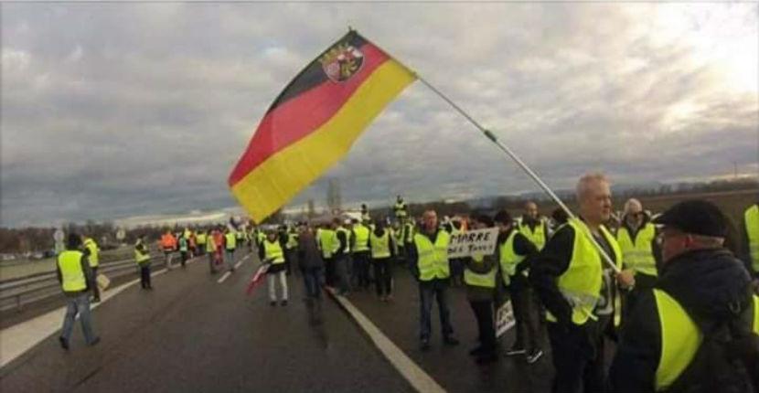 Allemagne, Belgique, Bulgarie, Pays-Bas, Serbie, le mouvement des Gilets jaunes prend une dimension européenne