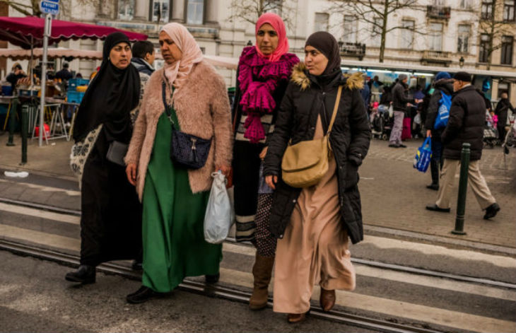 Belgique : « À Bruxelles, 90% des allocataires sociaux sont d'origine étrangère. Cette ville est en voie de paupérisation à cause de l'immigration »