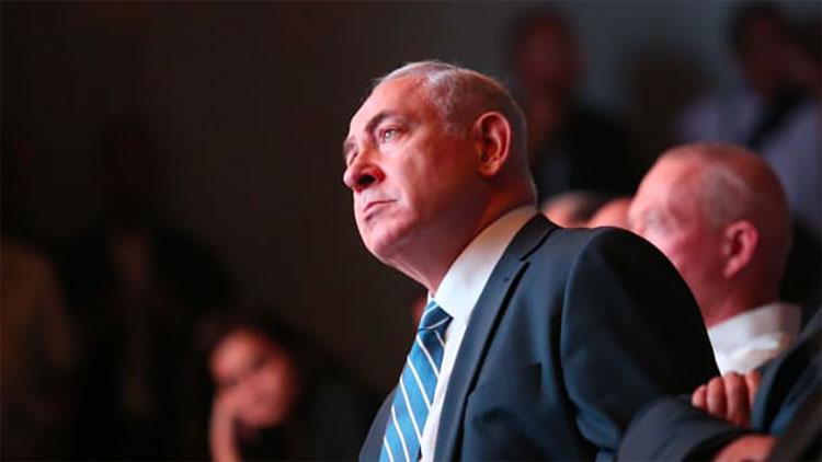 Netanyahu le dit: «C'est une tentative de coup d'Etat» par l'association politique des médias et de la Justice