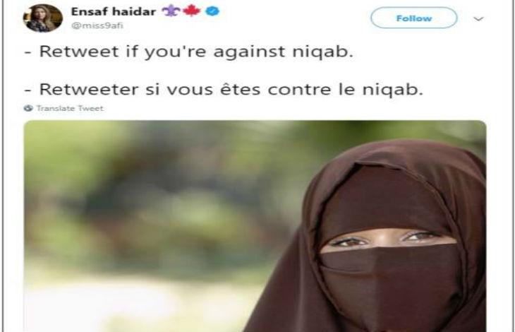 Une Canadienne suspendue de Twitter pour avoir violé la loi… pakistanaise sur le blasphème