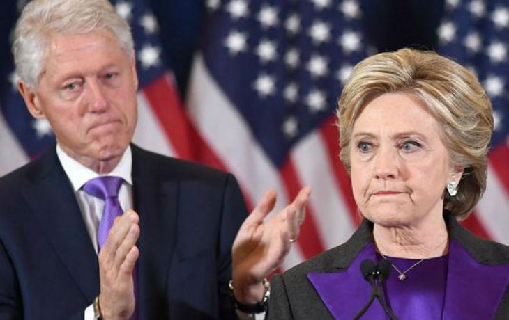 Le cauchemar : l'ex-directeur financier de la Fondation Clinton révèle la corruption des Clinton au FBI et au fisc