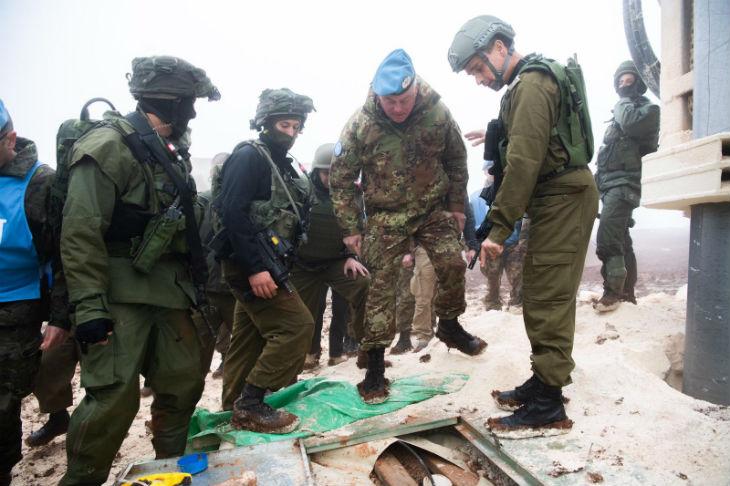 Israël: l'armée a commencé la destruction des tunnels du Hezbollah