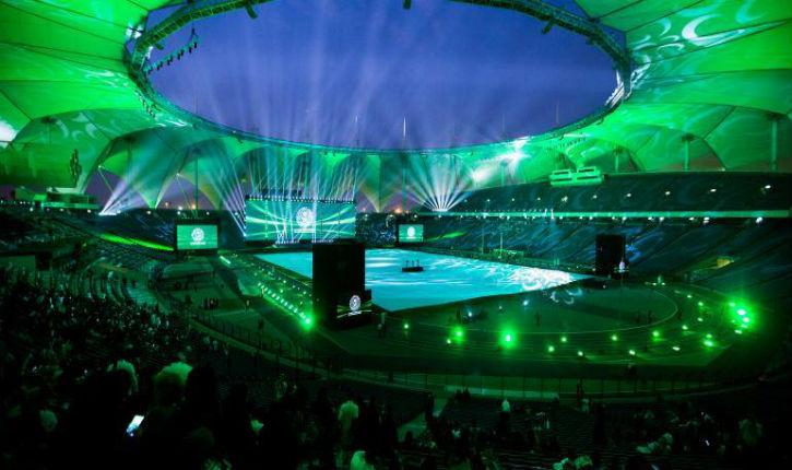 L'Arabie saoudite s'ouvre à la musique, au théâtre, aux jeux et aux cirques américains