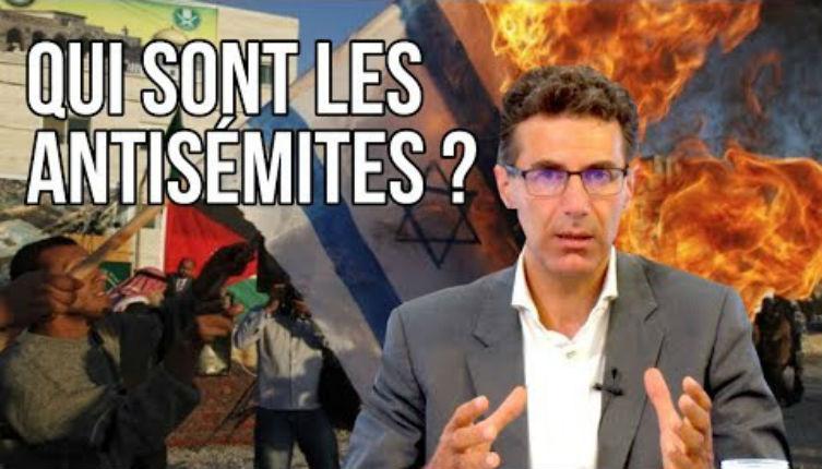 Qui sont les vrais antisémites ? Alexandre Del Valle répond clairement «90% des actes antisémites aujourd'hui sont le fait de population arabo-musulmane. C'est la même haine pour le blanc, l'occidental, le mécréant que pour le Juif» (Vidéo)