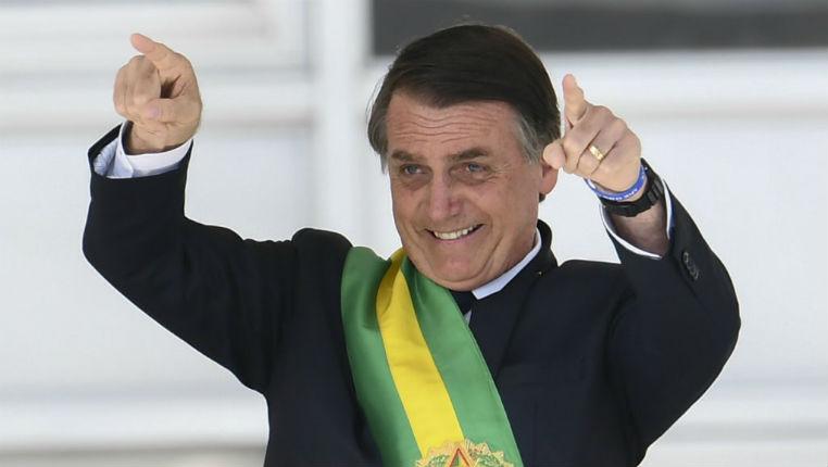 Retrait du Pacte de Marrakech pro-migrants de l'ONU : Bolsonaro «Le Brésil est souverain pour décider s'il accepte ou non des migrants. On ne laisse pas n'importe qui entrer dans notre maison»