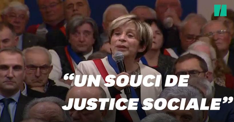 La maire de Montauban face à Macron : « Il faut arrêter l'immigration massive. Les clandestins sont mieux traités que les Français. Il n'y a pas d'ONG pour les Gilets Jaunes » (VIDEO)
