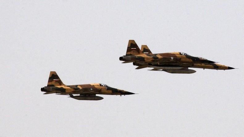 L'armée de l'Air iranienne se dit «impatiente» d'éliminer Israël «de la surface de la Terre»