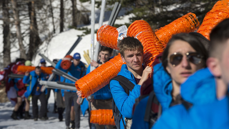 Quatre militants de Génération identitaire placés en garde à vue pour avoir «repéré et signalé» des migrants clandestins dans les Alpes