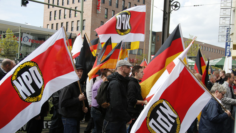 Allemagne : après de nombreuses agressions par des migrants, le Parti national-démocrate organise des patrouilles d'auto-défense
