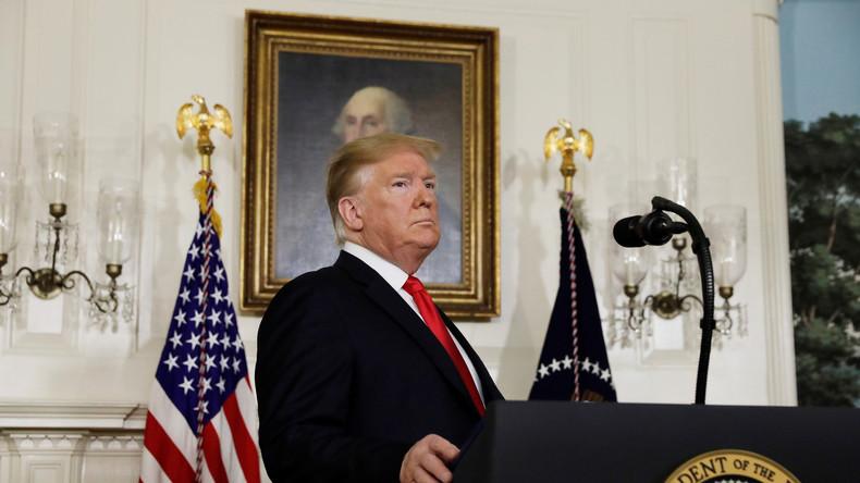 Shutdown: Trump propose de prolonger les titres de séjour d'un million d'immigrés illégaux en échange du financement du mur