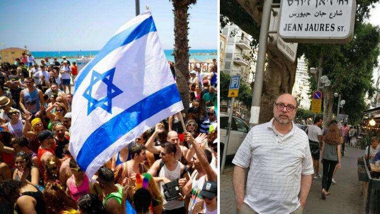 Fred Maroun «Je suis Arabe, né au Liban et j'ai grandi dans les rues de Beyrouth… Mon cœur vit en Israël»