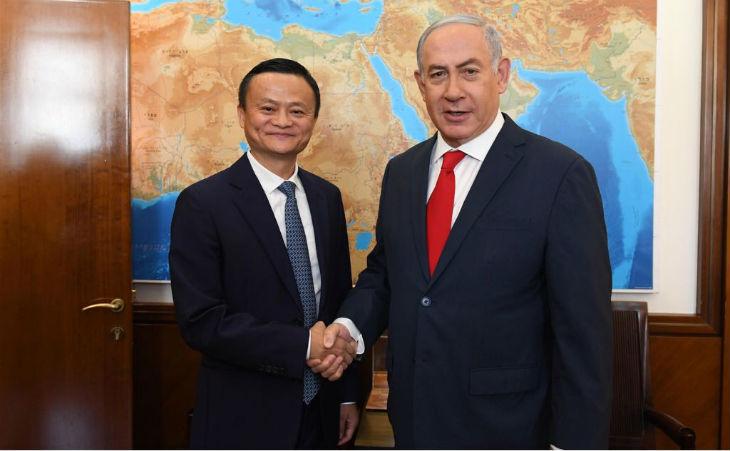 Israël et la Chine renforcent leurs liens : le patron d'Alibaba «En Israël, l'innovation est omniprésente, comme l'eau et la nourriture, c'est tellement naturel»
