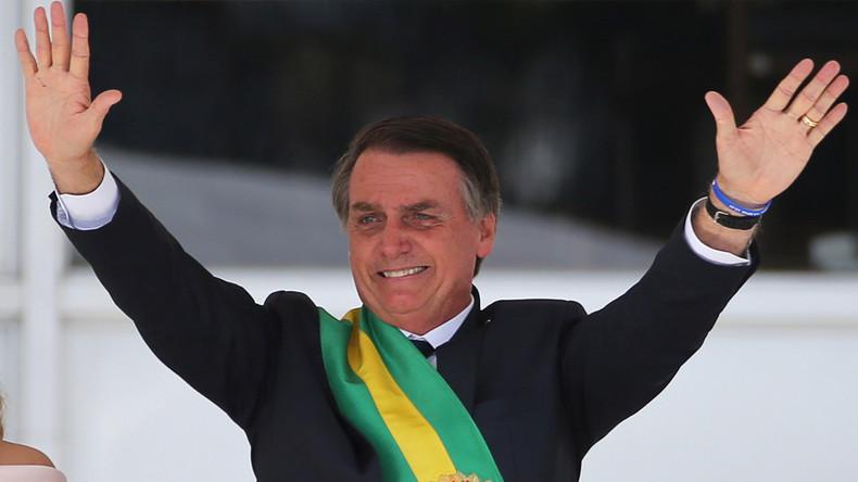 Le président brésilien Bolsonaro a confirmé son intention de transférer l'ambassade à Jérusalem