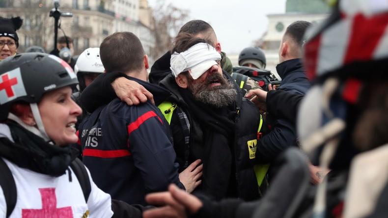 «Aucun tir de LBD» sur Rodrigues affirme Laurent Nunez. L'émission Quotidien démontre le contraire (VIDEOS)