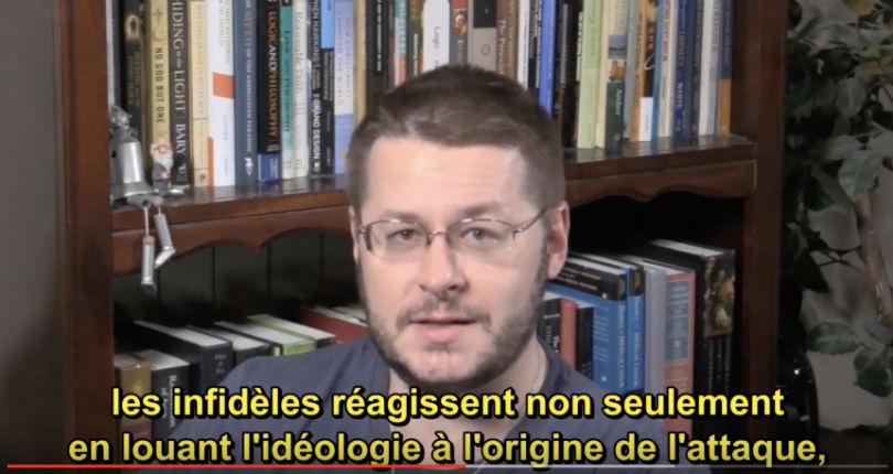 David Wood explique le Syndrome de Stockholm face à l'Islam «Plus les islamistes tuent et plus les européens louent l'Islam et condamnent ceux qui critiquent cette idéologie» (Vidéo)