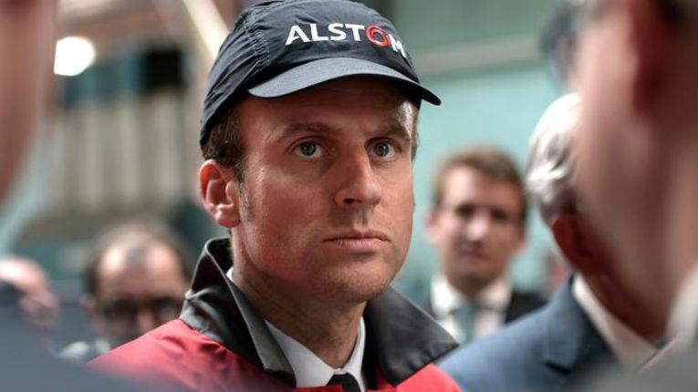 Affaire de la vente d'Alstom à GE : un député saisit le parquet de Paris et soupçonne Macron d'un «pacte de corruption»