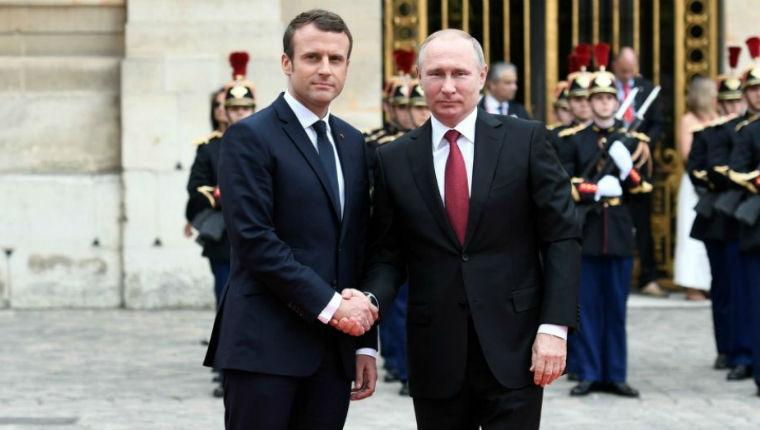 Répression des Gilets Jaunes : Pour la presse américaine « à côté de Macron, Poutine à l'air d'un tendre »