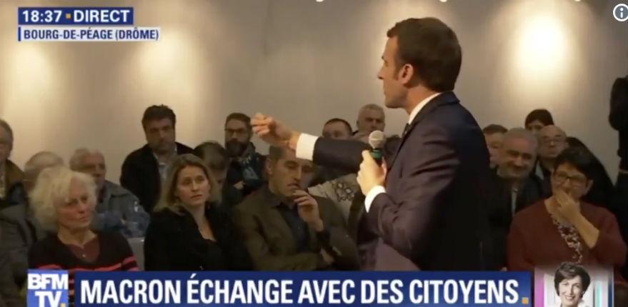 Macron : « Je n'ai pas pris l'engagement qu'il y ait zéro SDF, j'ai dit que je souhaitais que les migrants soient accueillis », en 2017 il affirmait le contraire (Vidéos)