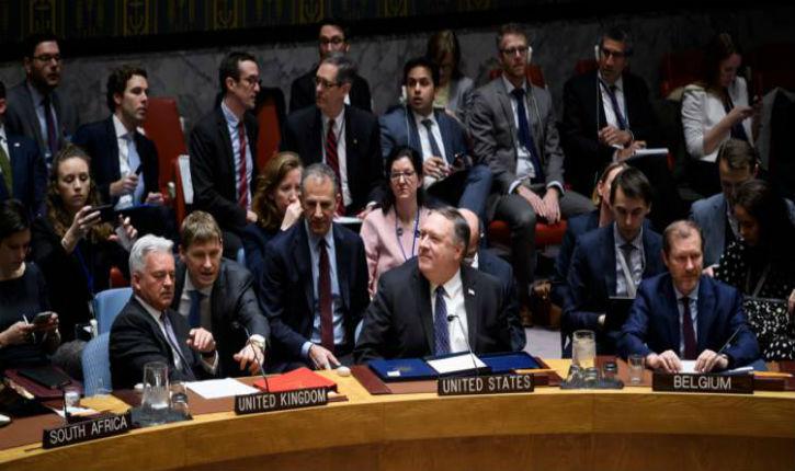 ONU: les Etats-Unis et les Européens affichent leurs soutiens au président autoproclamé vénézuélien Juan Guaido
