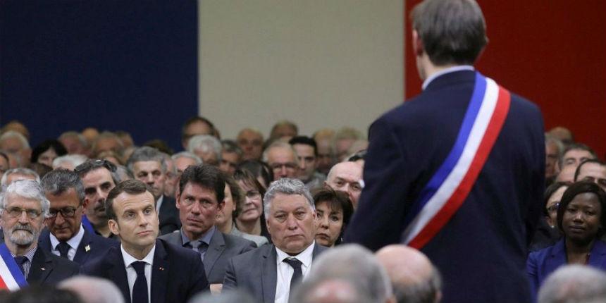 A Souillac, la charge d'un maire contre Macron : «Arrêtez de stigmatiser, d'opposer, de mépriser»
