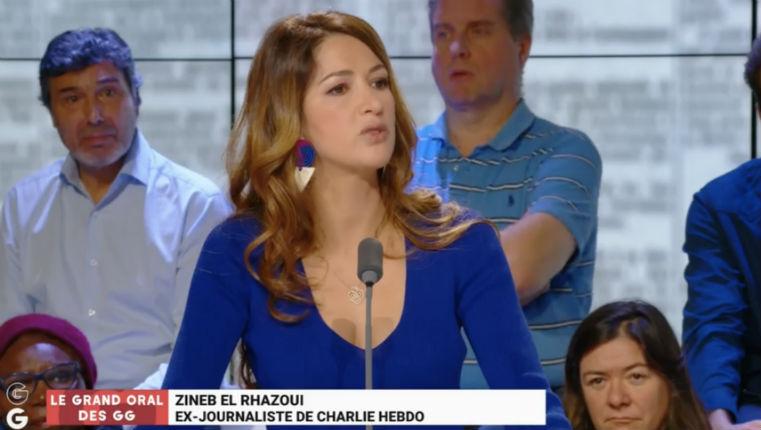 Zineb El Rhazoui accuse La France insoumise d'être «pénétrée» par «une pensée qui ouvre la porte à l'islamisme» (Vidéo)