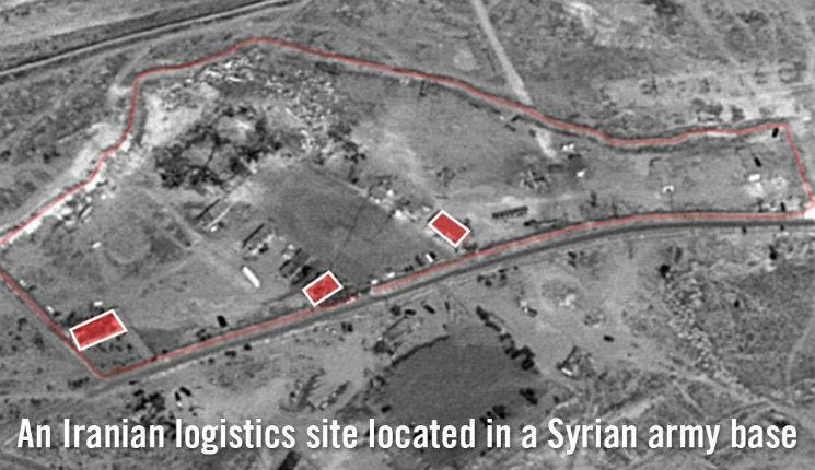 L'aviation israélienne a ciblé plusieurs batteries de défense anti-aérienne syriennes (VIDEO)