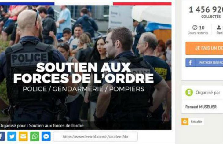 Cagnotte : un syndicat de policiers porte plainte contre Renaud Muselier pour « escroquerie »