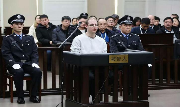 Chine: le Canadien Robert Lloyd Schellenberg a été condamné à mort pour trafic de drogue