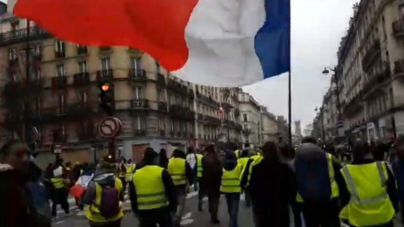Acte 9 : les Gilets jaunes se mobilisent partout en France (VIDEOS)