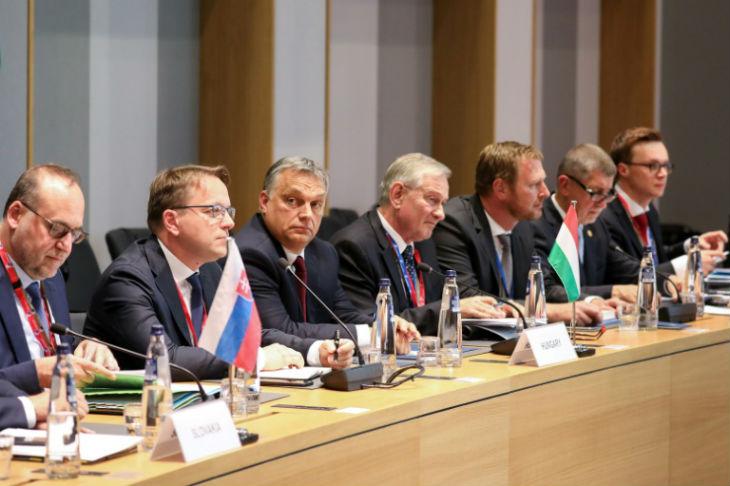 Israël va accueillir le mois prochain les Premiers ministres de quatre pays d'Europe centrale, dont le Hongrois Viktor Orbán