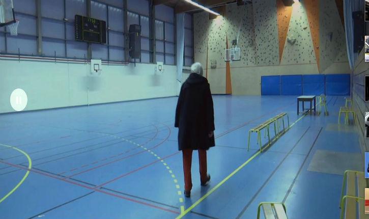 Paris: la préfecture réquisitionne un gymnase pour loger une centaine de migrants, au détriment des adhérents