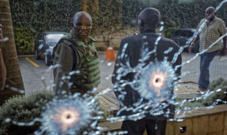 Kenya: attaque jihadiste dans un complexe hôtelier de Nairobi, au moins cinq morts