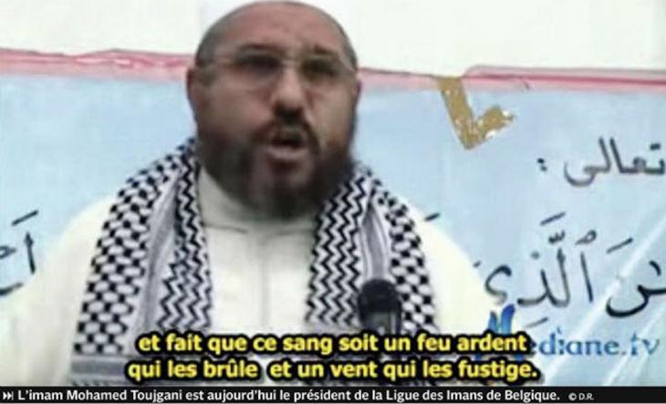 Le futur président des imams de Belgique appelait à brûler des Juifs (VIDEO)