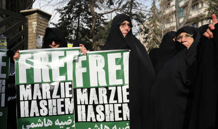 Etats-Unis: arrestation d'une journaliste américano-iranienne, l'Iran invoque «les droits des noirs»